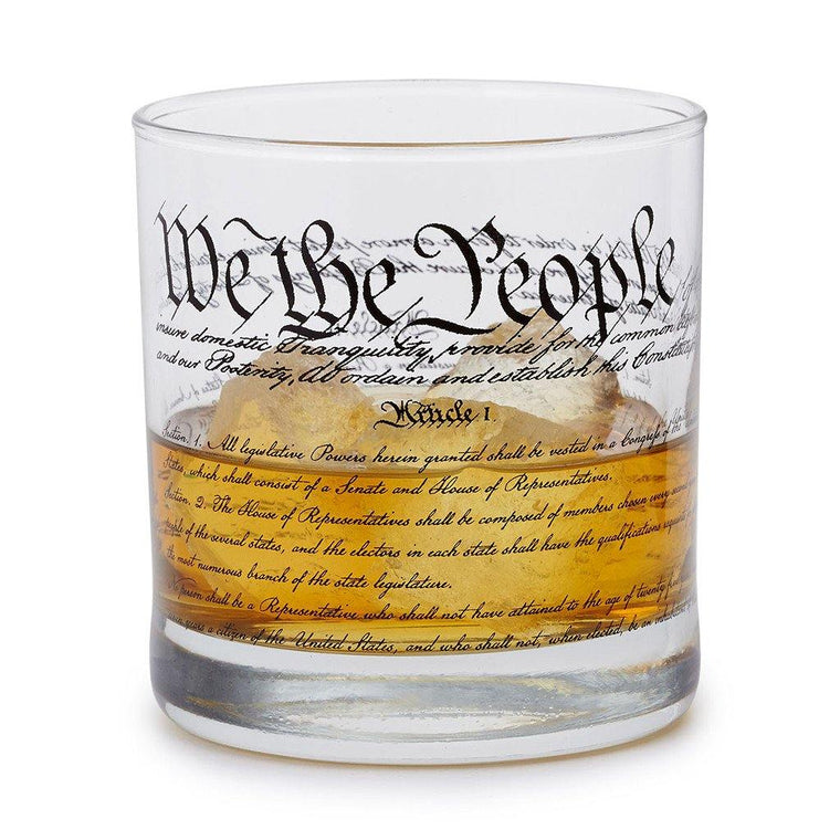 Constitution Old-Fashioned Glass