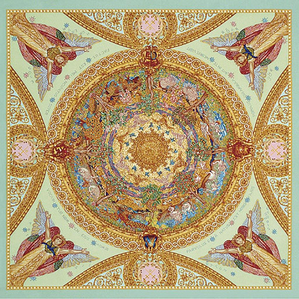 Creation Silk Scarf - Library of Congress Shop