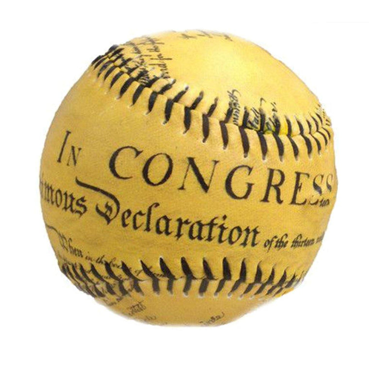 Declaration of Independence Baseball