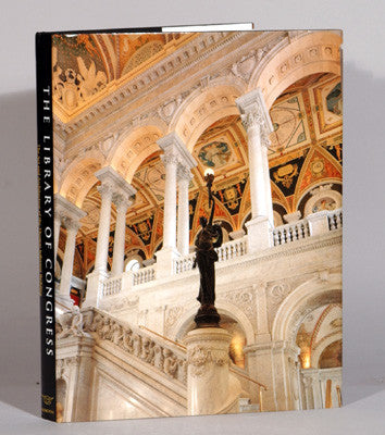 The Art & Architecture of the Thomas Jefferson Building - Library of Congress Shop