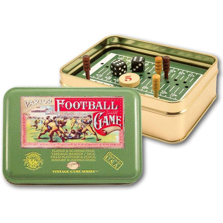 Vintage Parlor Football Game
