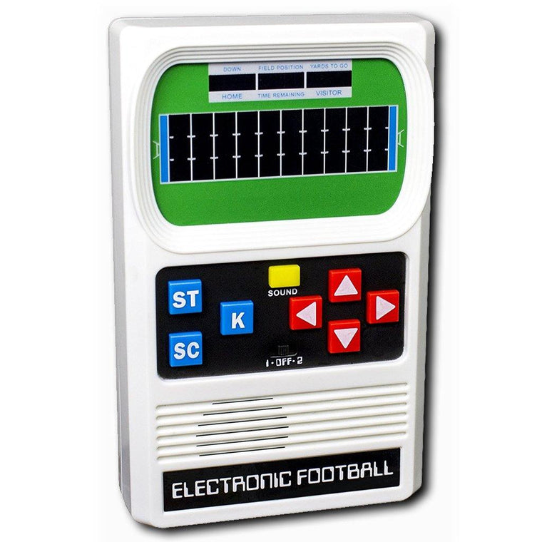Retro Electronic Football Game