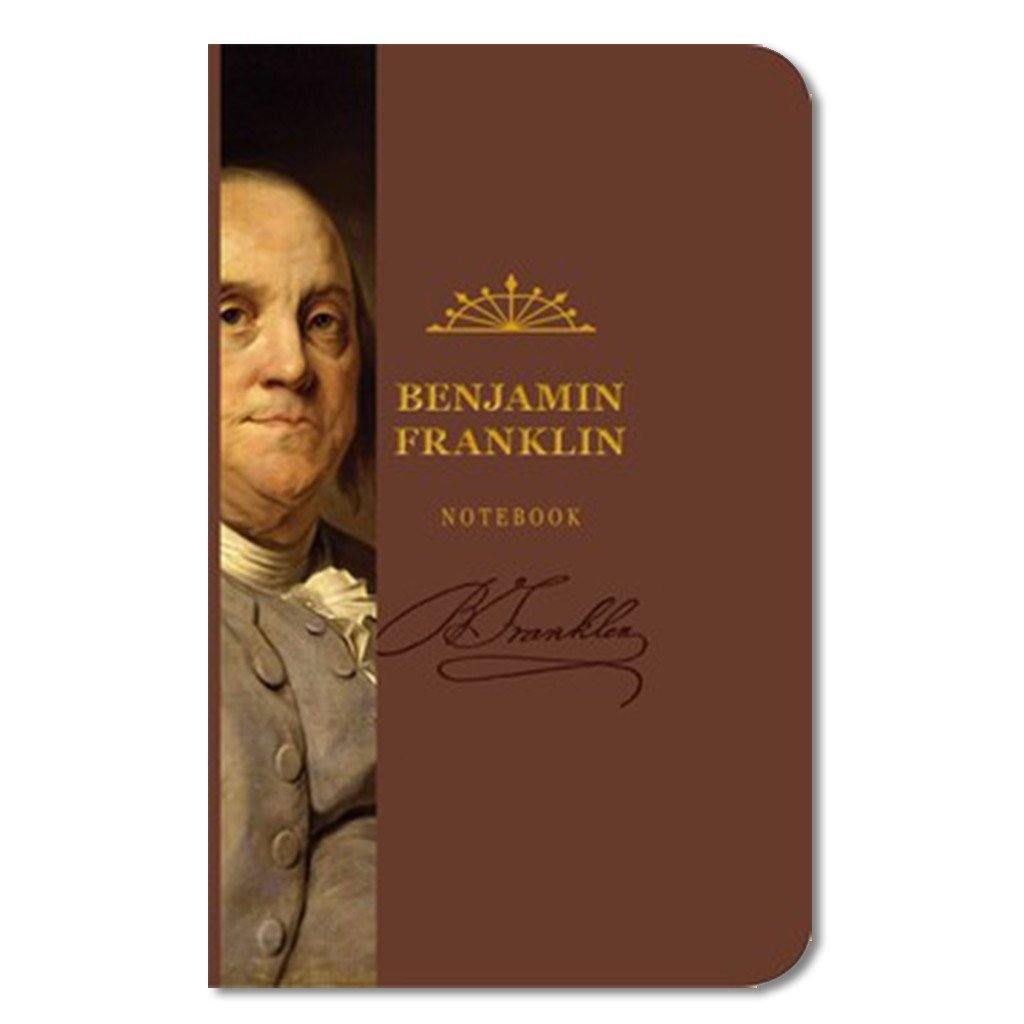 Benjamin Franklin Notebook
