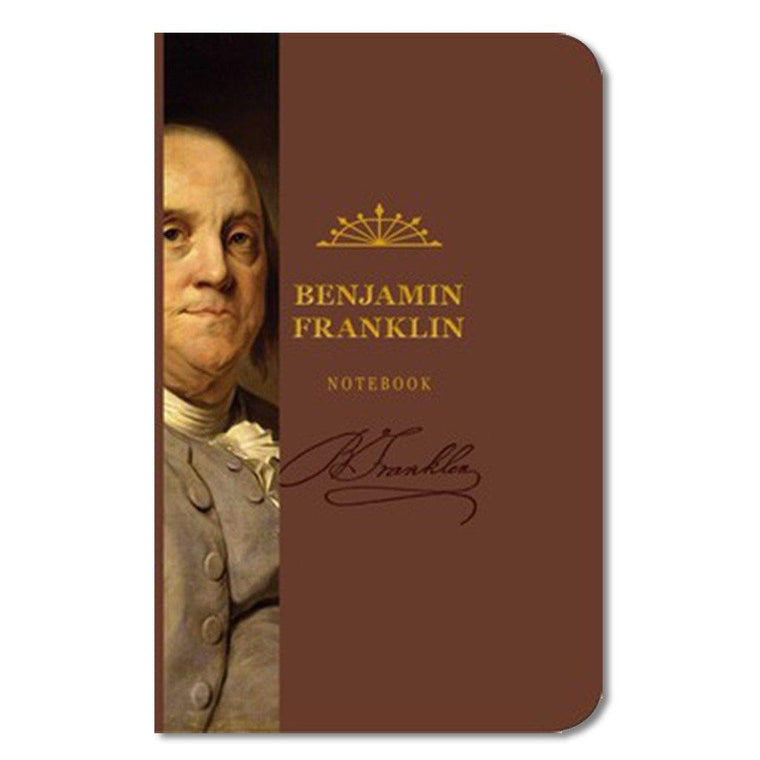 Benjamin Franklin Signature Journal