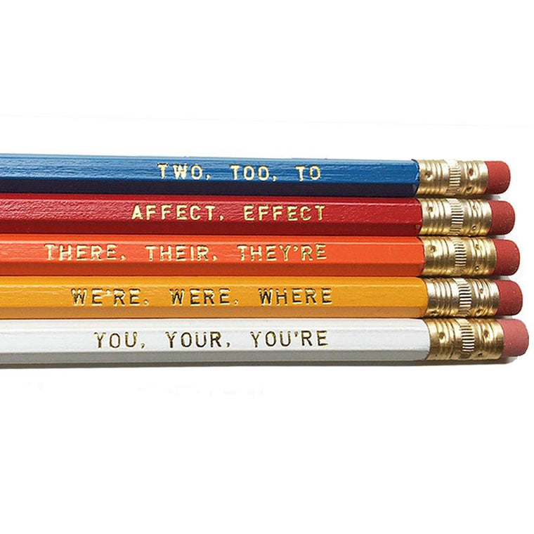 Grammar Pencils