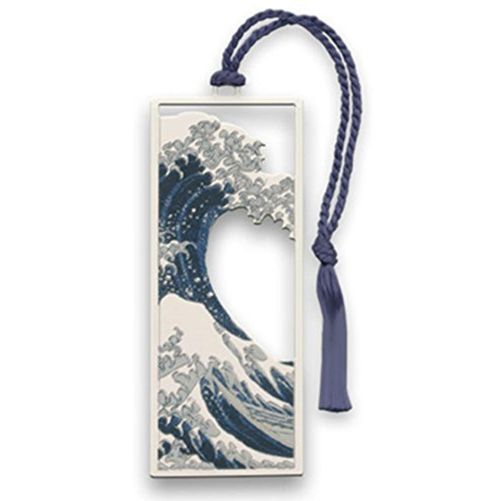 The Great Wave Bookmark - Library of Congress Shop