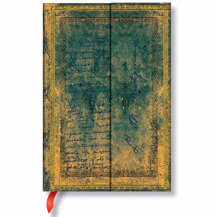 Montgomery Anne of Green Gables Journal
