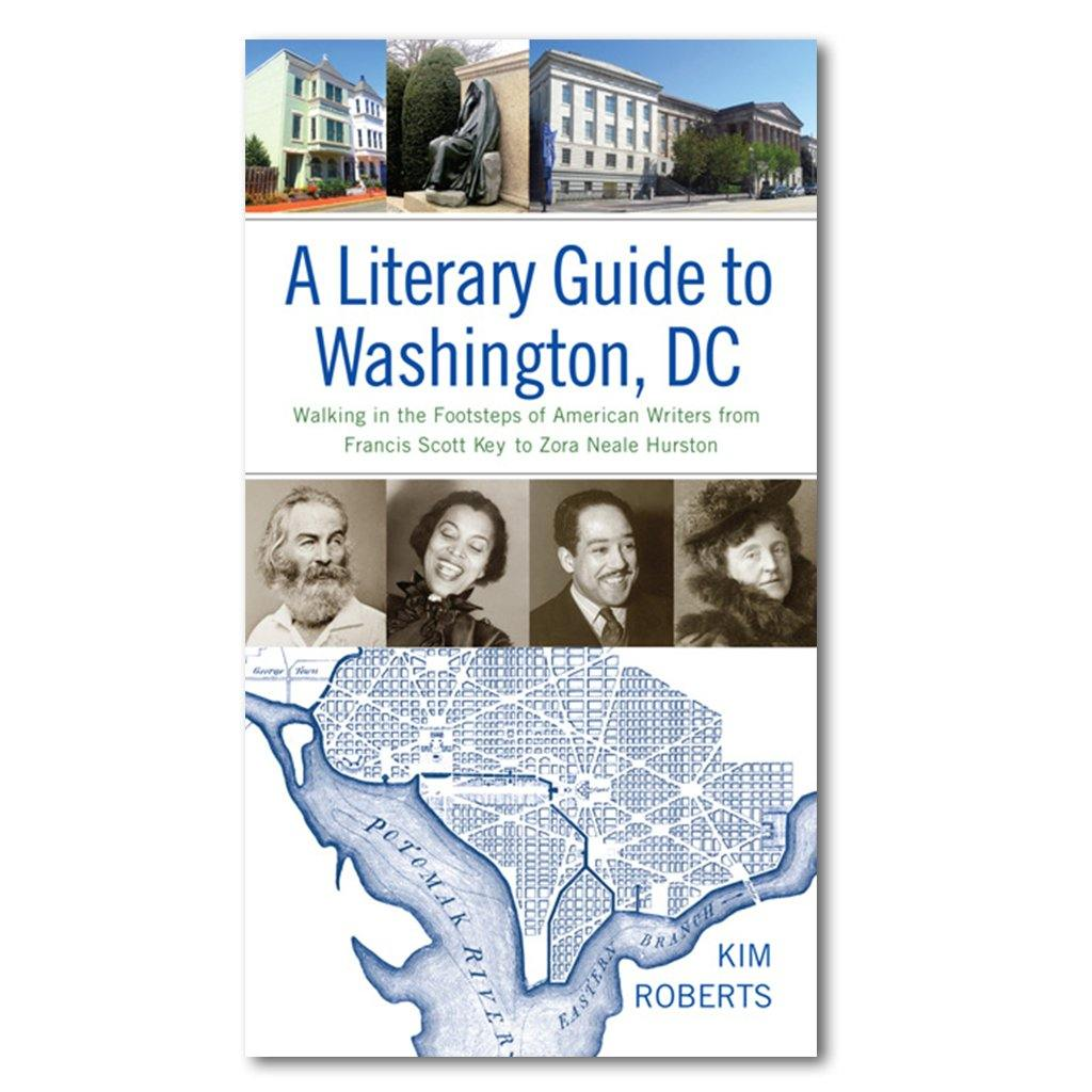A Literary Guide to Washington, D.C. - Library of Congress Shop