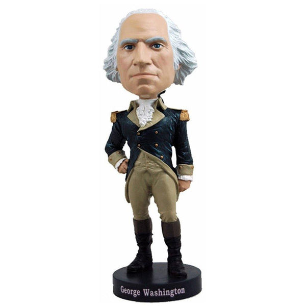 George Washington Bobblehead - Library of Congress Shop