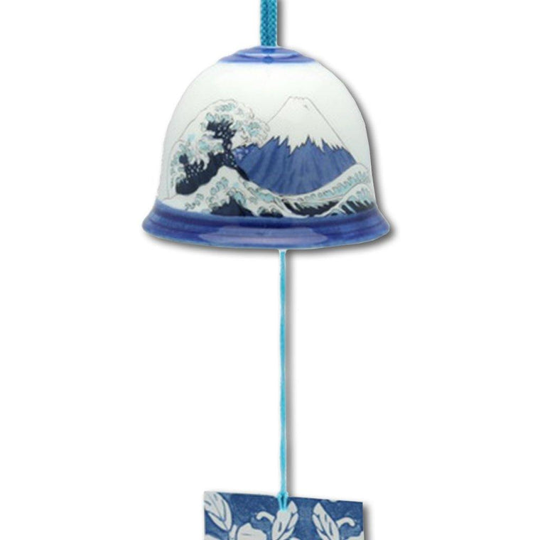 Great Wave Wind Chime