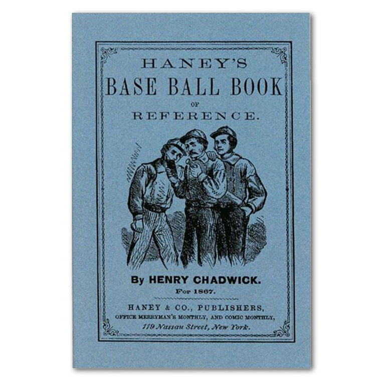Haney's Baseball Book of reference