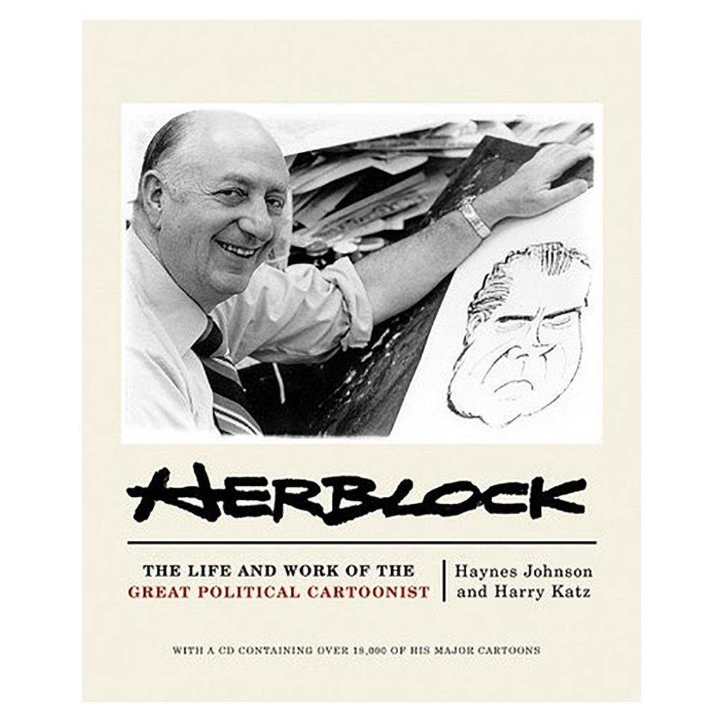 Herblock: The Life and Works of the Great Political Cartoonist - Library of Congress Shop