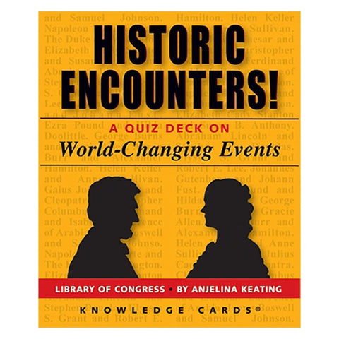 Historic Encounters Knowledge Cards