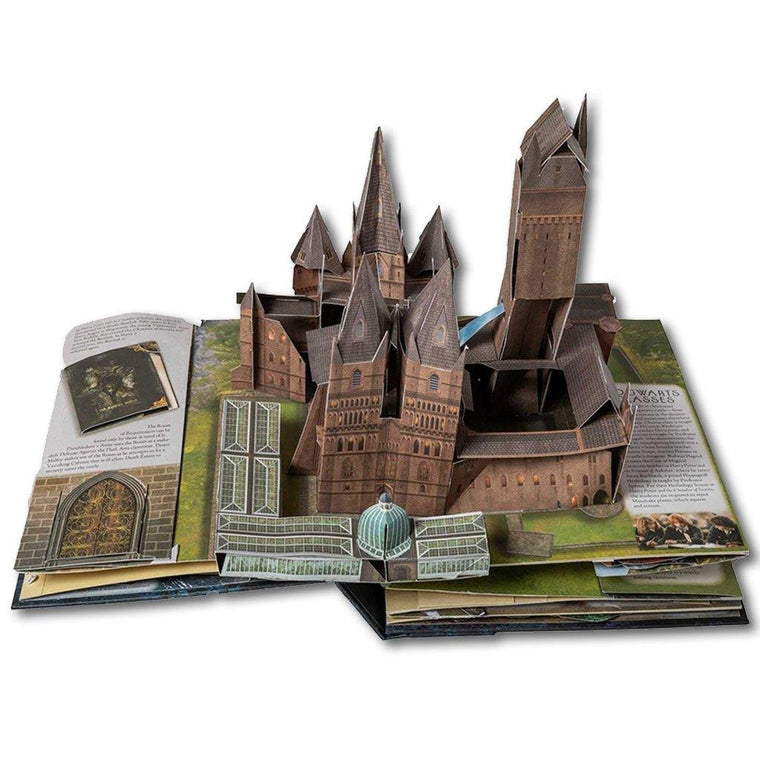 Harry Potter, A Popup Guide to Hogwarts