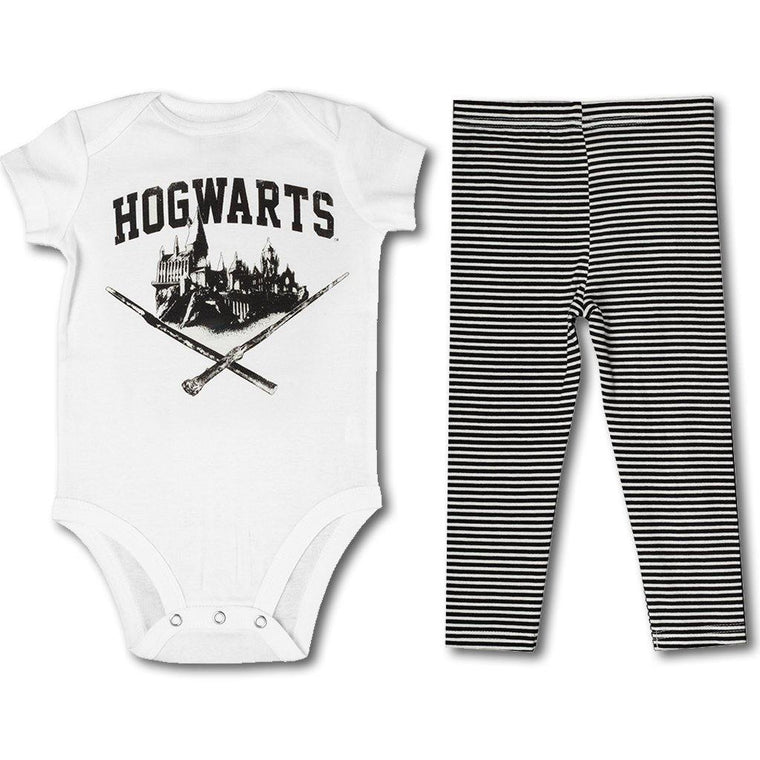 Hogwarts Bodysuit and Pants