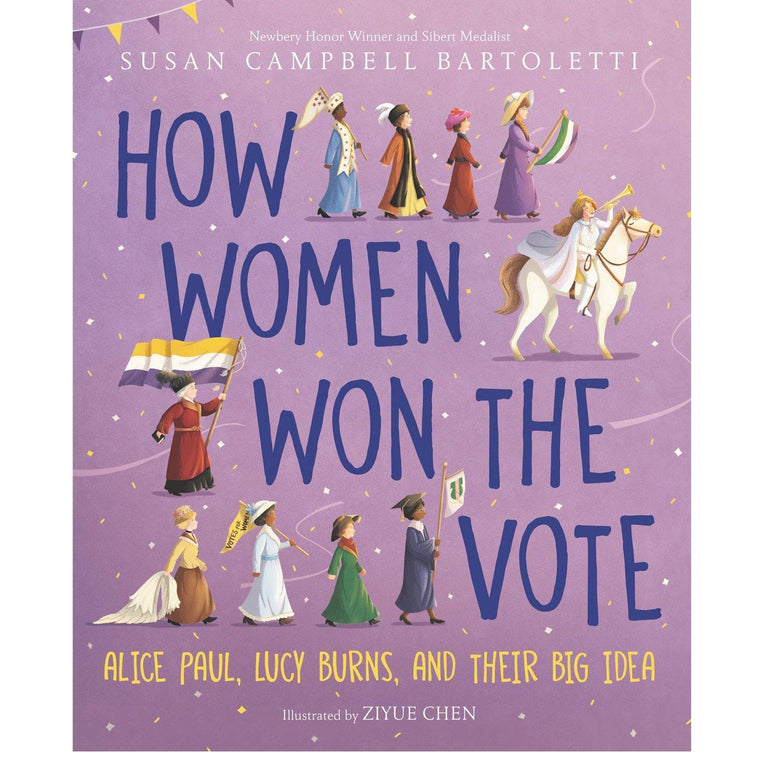 How Women Won the Right to Vote