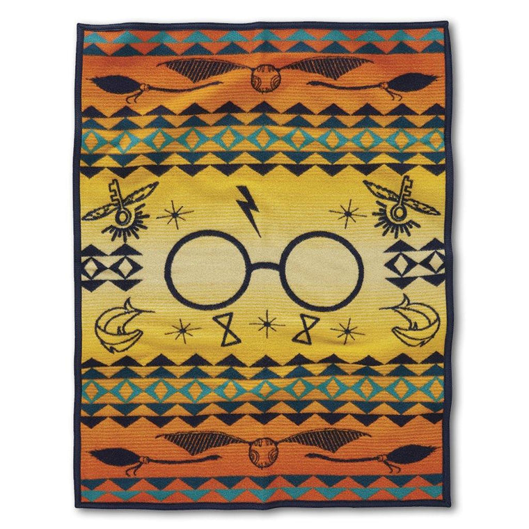 Harry's Journey Blanket