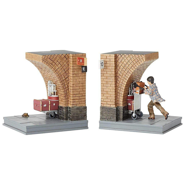 Harry Potter 9 3/4 Bookends