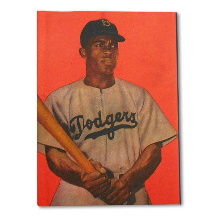 Baseball Legends Jackie Robinson Journal