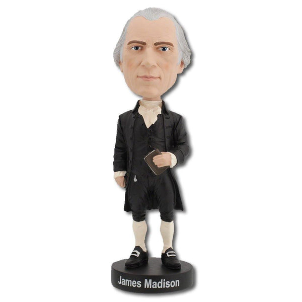 James Madison Bobblehead