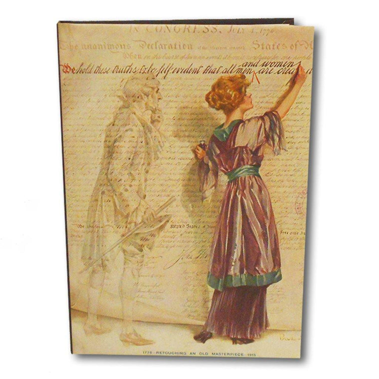 Old Masterpiece Women's Suffrage Journal