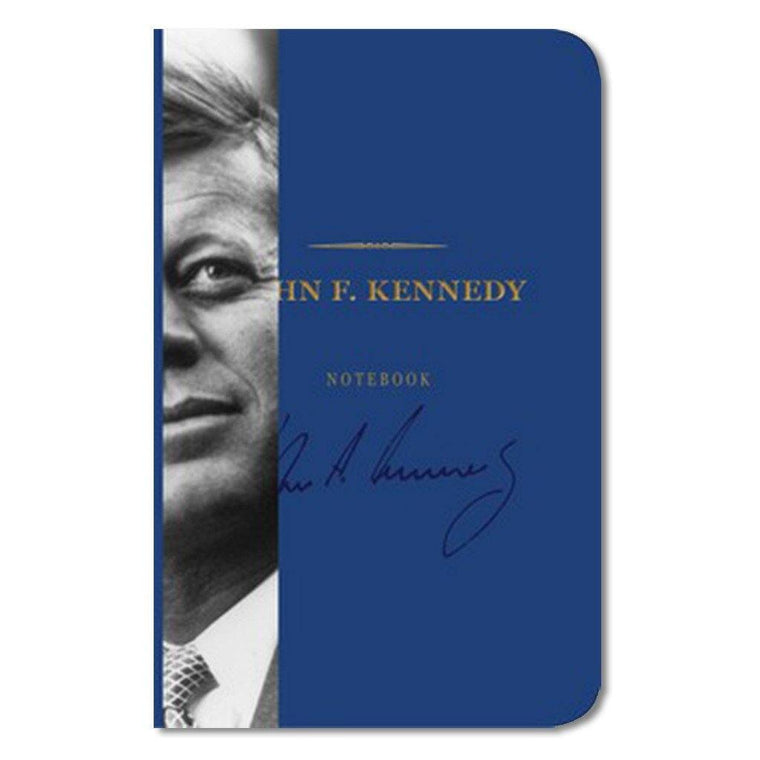 John F. Kennedy Notebook