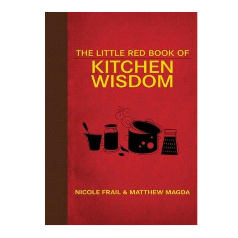 Little Red Book of Kitchen Wisdom