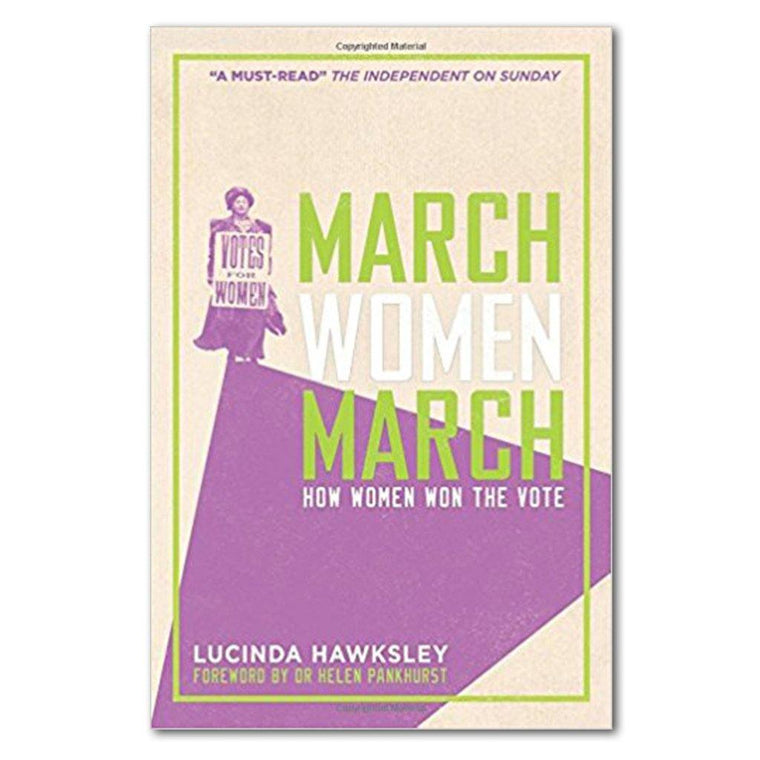 March Women March: How Women Won the Vote