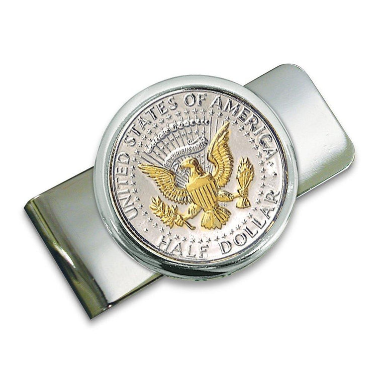 Half-Dollar Money Clip