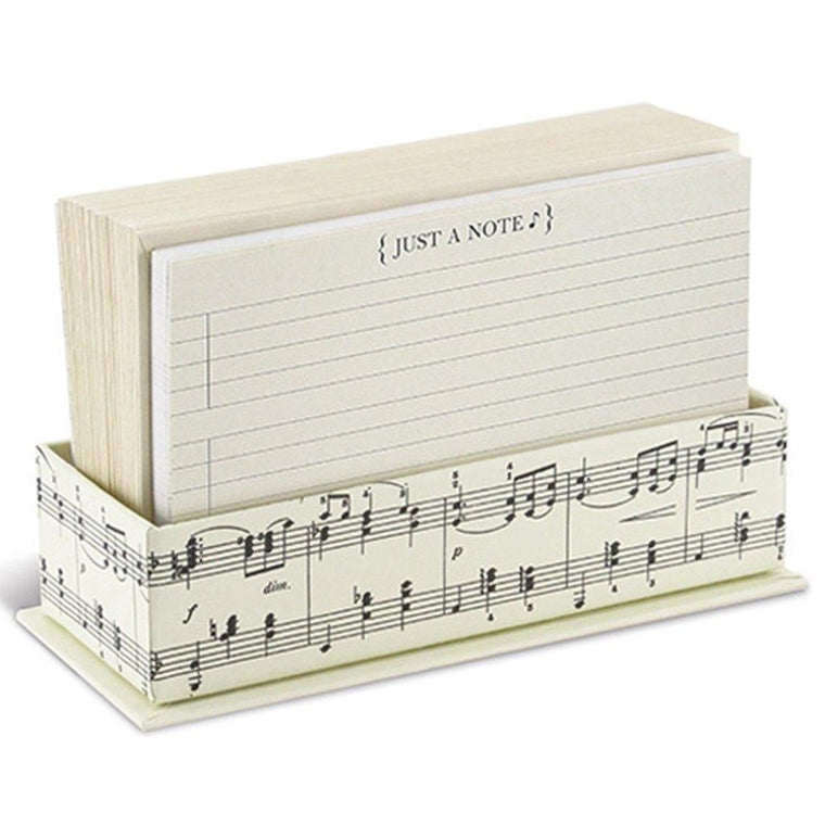 Musical Notes Desk Ensemble
