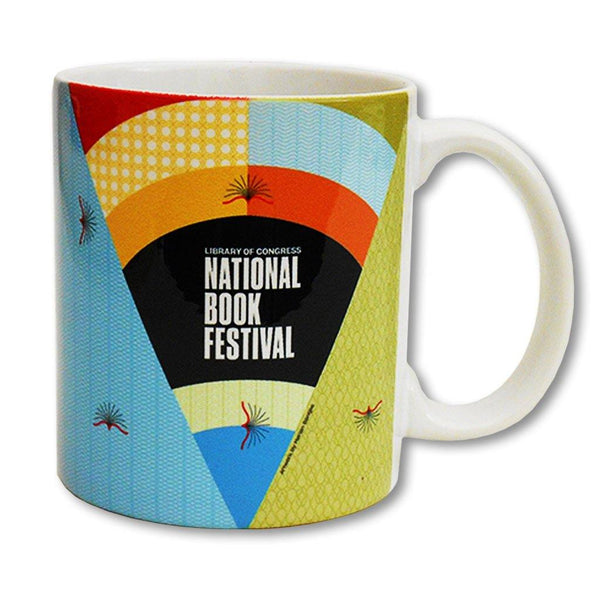 2019 National Book Festival Mug - Library of Congress Shop