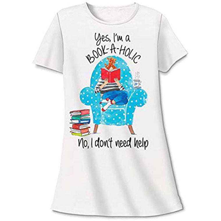 Bookaholic Nightshirt