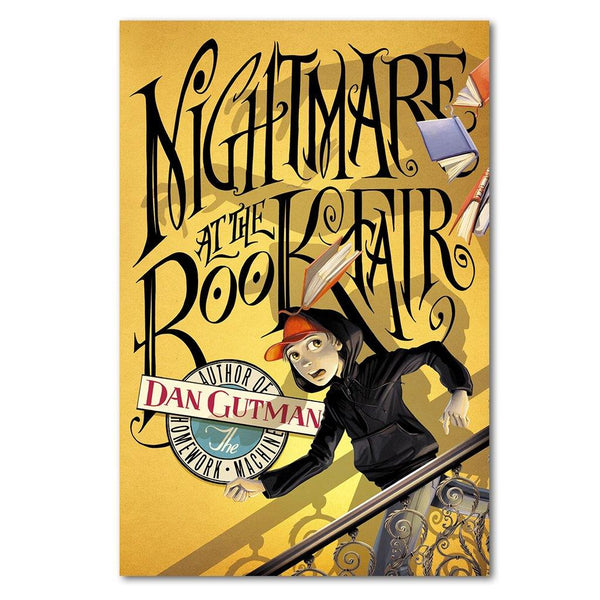 Nightmare at the Bookfair - Library of Congress Shop