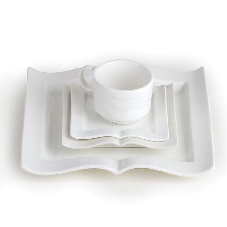 Open Book Dinnerware