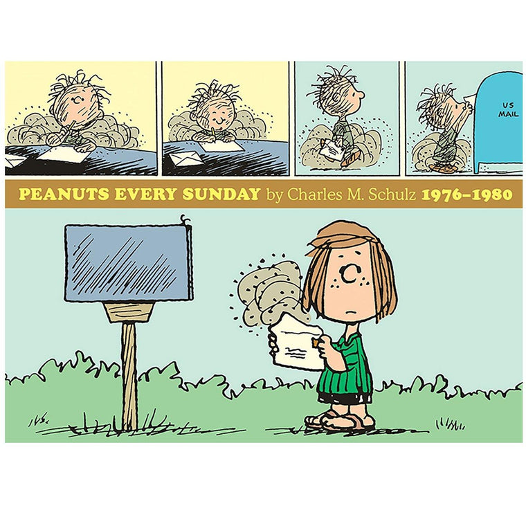 Peanuts Every Sunday 1976-1980