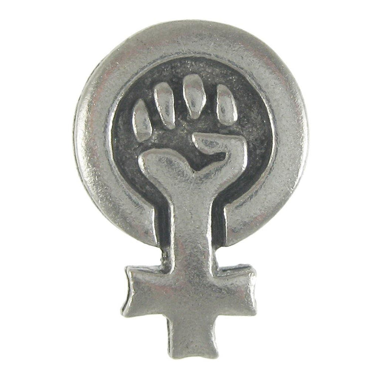 Women's Empowerment Fist Pin