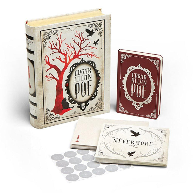Edgar Allan Poe Notecard Set