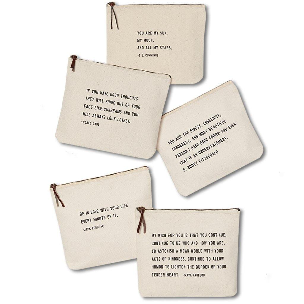 Author Pouches Library Of Congress Shop