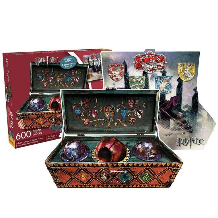 Quidditch Jigsaw Puzzle