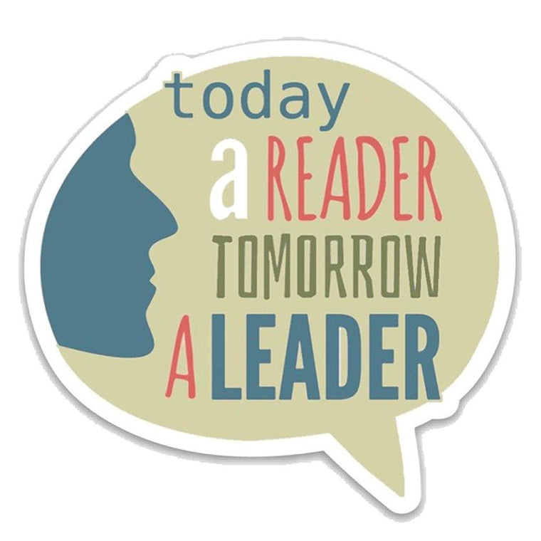 Today a Reader Sticker