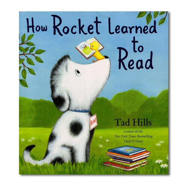 How Rocket Learned to Read