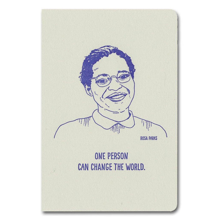 Rosa Parks Notebook