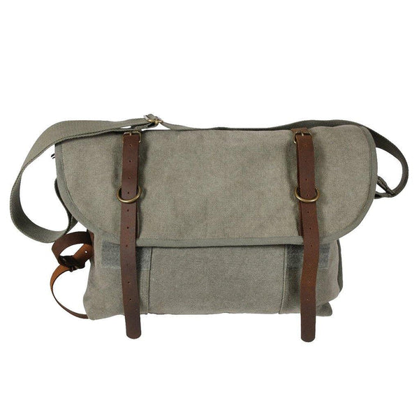 Canvas Haversack Bag - Library of Congress Shop