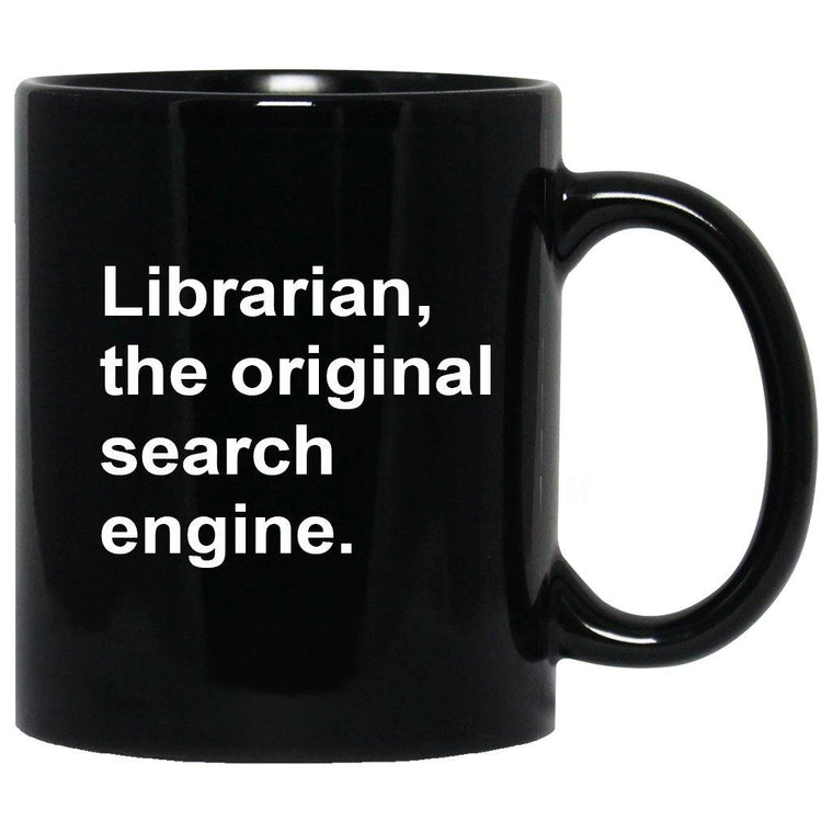 Search Engine Mug