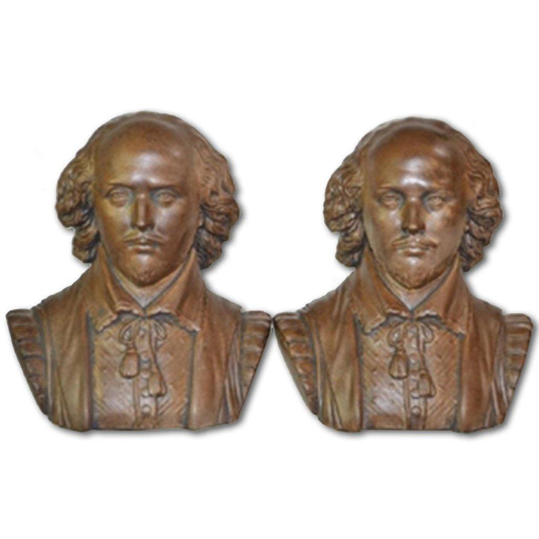 Shakespeare Bookends
