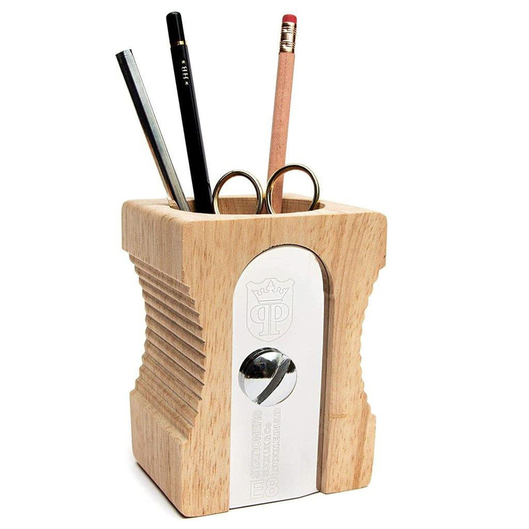 Pencil Sharpener Desk Caddy