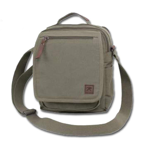 Canvas Shoulder Bag - Library of Congress Shop