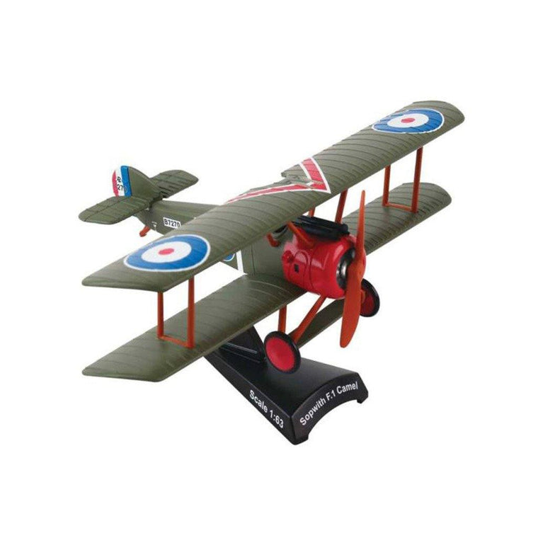 Sopwith F.1 Camel Die Cast Model