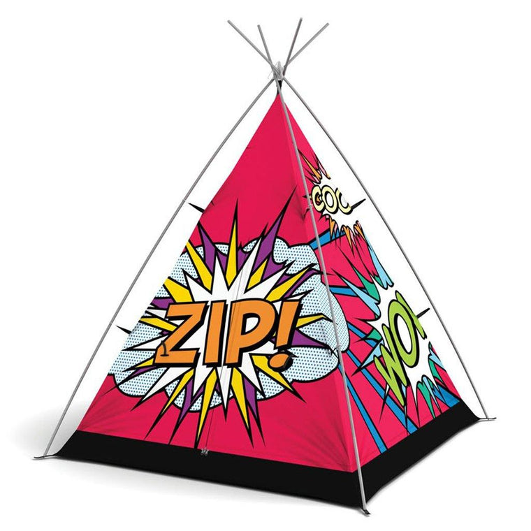 Comic Book Teepee