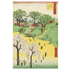 Cherry Blossom Print Set - Library of Congress Shop